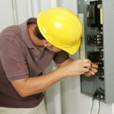 Electrician & Breaker Panel